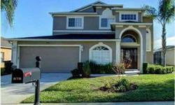BEAUTIFUL FULLY FURNISHED 5 BEDROOM 4 BATH VACATION HOME LOCATED IN THE SHIRE AT WEST HAVEN. THE SHIRE IS A GATED RESORT VACATION HOME COMMUNITY CLOSE TO DISNEY, AND ALL OTHER ATTRACTIONS, SHOPS AND RESTAURANTS. THIS HOME INCLUDES A BEAUTIFUL SCREENED