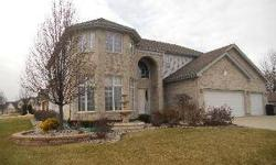 Great short sale opportunity. This spacious home has nine footb ceilings and a bedroom on the lower level that can be used as a den. Kevin Burke is showing 16734 Steeplechase Parkway in Orland Park, IL which has 5 bedrooms / 3.5 bathroom and is available