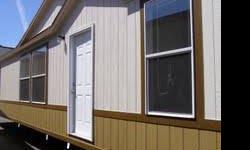 NEW 3 BEDROOM 2 BATH MANUFACTURED HOME BY CHAMPION HOMES Construction ? Rolled Steel I-Beam Frame ? 2X6 Floors - 16? On Center ? 2X4 Exterior Walls - 16? On Center ? 90? / 7 ½ Sidewalls ? Dual Pane Metal Windows ? Residential Rocker Switches ? 30 Pound