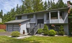 Rolling countryside home on cul-de-sac,1.95 acres.the spacious home overlooks a fenced pasture, two stall barn with hay storage,h2o,and power.private and sturdy mid-entry with 3 bedrooms and 2 bathrooms upstairs,a sunny kitchen with pantry,tile floor,new