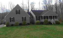 Practically brand new, open floor plan with large bright rooms. Listing originally posted at http