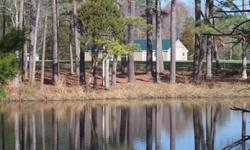 Gorgeous setting on Prestigious Stutts Creek minutes to the Chesapeake Bay. Newly restored 2650 sf Center aisle Studio boasts Office, Studio with modern kitchen, 4 stalls never used and plenty of storage for the enthusiasts. Finish to suit as a permitted
