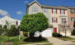 Immaculate 3BR, 2.55BA End Unit TH in Ash Village; 1 Car Gar; Bump outs on All 3 Lvls; Neutral Paint & Decor Thruout; Kitchen Features Over 20K in Upgrades Incl Granite, Updated Appliances, Pendant Lights, Island; Hardwood Maple Flrs; Sunroom off Kitch;