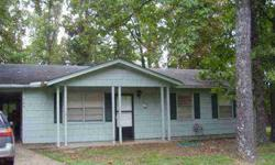 Looking for a getta way/vacation home or investment property? Consider this 2 bedroom 1 bath cottage near Lake Sequoyah. Has carport, storage room, flat lot. Contact Rhonda @ 870-847-6222 or Lisa @ 870-710-1014 # 3905 Listing originally posted at http