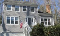 Amazing home set on a double lot has so much charm both inside & out. The backyard will be your own private retreat equip with mult. decks &gazebos with electric, ceiling fans and a greenhse/shed combo perfect for any outside occasion. This colonial is