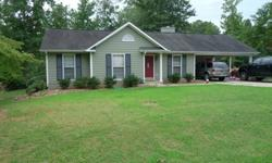Nice house for rent. Quiet neighborhood. Near Whitehead Rd. Elementary. Hardwoods and tile in the living areas. Fenced in back yard. Available May 1st. Call Ben @ 706-461-5640