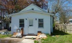 2 homes on same lot one 4 bedroom, 1 bath, one 2 bedroom, 1 bath being sold as is. Listing originally posted at http