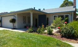 $4190 down paymnt with monthly P&I paymnts of $1,940. With rate of 3.75% 30 year fixed FHA loan.620 FICO to qualify.Fireplace in living room with open floor plan. The large backyard is great for entertaining with a peach and cherry trees.
