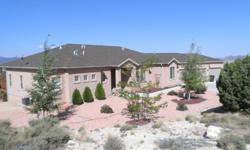 Price reduced was $435,900 on 2.75 acres. 4 bdrm. 5th possible. 3 car garage with an oversized garage downstairs. Master bathroom has dual vanities, tile, rain shower and walkin closet. Large kitchen w/island. Has granite counters, wood flooring and