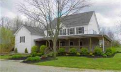 Custom built 5 story split home on just under four acres of land that includes a garage for 3 cars and 40x80 pole barn. Eric Seagle has this 3 bedrooms / 2.5 bathroom property available at 4720 Refugee Road in Baltimore, OH for $424900.00. Please call