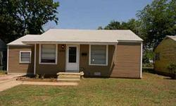 Great starter or investment home. House is in great condition and includes a refrigerator. It has central heat but no central air. The duct work is there. Listing originally posted at http