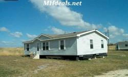 $42,900This 2009 Palm Harbor 3 bedroom 2 bathroom double wide home. A Kyle Crossing Model, this home stands at 28 x 48 or 1388 square feet. An all electric home with low maintenance vinyl siding and shingled roofing, the home is very snug and easy to warm