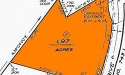 Great building site. Long road frontage. Priced over $20, 000 below assessment. Some restrictions.Listing originally posted at http