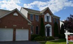Brick Front Colonial. Two Story Foyer, Main Level Study, Formal Living & Dining Room. Crown Molding, Chair Rail, Wainscoting. Hardwood. Large Family Room Off Of The Kitchen With Gas Fireplace. BreakFast Room. Kitchen With Jenn Air Cooktop In Island.