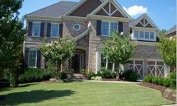 Exceptional Craftsmanship w/attention to great detail. Hardwoods on Main,Stairwells & 2nd floor Hallways. Chef's kitchen w/HUGE Granite island. Fireplace in Fam Rm & Master Sitting area. Beautiful Screened Porch overlooks Nature Preserve & wrought iron