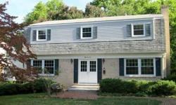 Updated 5 Bedroom Colonial only minutes to Huntington Metro! Wonderful cul-de-sac location with an incredible private treed back yard and rear deck this great home shows beautifully and ready to move in with new carpet, new windows and doors, new interior
