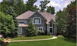 This impressive stone front canyon lakes colonial features an open floor plan with custom traditional information. Judy Makaryk Rosen is showing 17379 Red Fox Trail in Chagrin Falls, OH which has 4 bedrooms / 3 bathroom and is available for