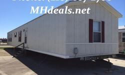 This 2011 Fleetwood Dekota 3 bedroom 2 bathroom singlewide manufactured home is in great condition and for sale at a low low price. The home stands at 1216 square feet or 16 feet x 76 feet. The kitchen has appliances available and the layout is pressed