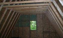 Private 5+ Ac lon on beautiful Hubbard Lake. Great views, enjoy the wildlife of the Schoolcraft Game Refuge. Newly constructerd A-frame cabin,18x24, overlooking the lake. Lot has dock and power included in this great price. ''Owner-Agent''Listing