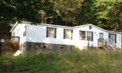 3 BR 2 bath 2.3 Acres Spartanburg County District 3 Schools. Owner finance possible Text 8644916023 or email