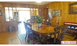MOTIVATED SELLER. 59.01 acres M/L with beautifully-maintained home. View of Osage Hills. Great pasture and stalls for 20+ horses, equip avail(tractor, sprayer, etc). Safe room, enclosed patio w/windows, hot bath-tub, and more!Cliff Paulick is showing this