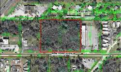 Easy access to US 19. Zoned residential. Seller financing available. Listing originally posted at http