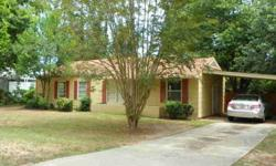 Priced to sell! This home is a great starter home with a sunroom and nice size back yard and carport.Listing originally posted at http