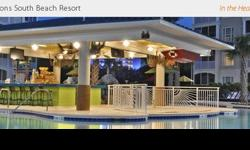 Selling VERY POPULAR timeshare for balance owed so tough times for me mean a GREAT deal for you!! My timeshare ownership is with Holiday Inn Club Vacations at South Beach Resort in Myrtle Beach, South Carolina. This timeshare ownership is not for a