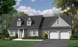 Picturesque cape home to be built in new sub-division among other fine homes! Dawn Currier has this 3 bedrooms / 2.5 bathroom property available at Lot 1 Capri Dr in East Longmeadow for $509900.00. Please call (413) 250-1970 to arrange a viewing.