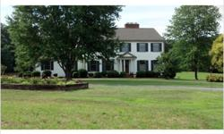 The following is a description of the house Mr. and Mrs. Hutcheson of Boydton Va. have lived in for 27 years. Mrs. Hutcheson wrote; A CD of 126 pictures of this house and property, without charge, is available. Please call 434-374-4402 This house and 35