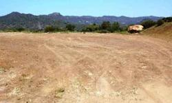 This is the best land deal on the market! 2.77 acres with very large grated flat pad with beautiful country views over the multi-million dollar estate area of montenido. Listing originally posted at http