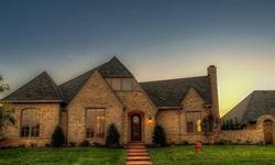 You'll really enjoy this Muirfield Village home built on the park! This home has just been completed and it is stunning! Wood flloors throughout the living areas of the home. Angled living room is light and bright and has a cathedral ceiling and stone
