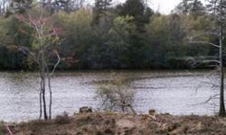 .70 of an acre of waterfront land for sale located on the Patsaliga River in the Hideaway Harbor Subdivision Andalusia, AL. The river runs right into Point A Lake (about a mile from our property). Our land has about 100' of waterfront. Nice spot for a