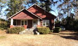 This home was built approx 1915 in prominent area on N.E.Railroad Ave, St George. Home has been upgraded with hardwood flooring in dining room, living room, and bedrooms. Home has 2 fireplaces upgraded with gas log heat. There is an approx 190 sq. ft.