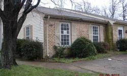 SOLD AS IS CONDITION, GREAT POTENTIAL FOR PERSON THAT HAS SKILLS TO REHAB A HOME. START SMALL WITH A TOWNHOUSE AND WITH SMALL YARD AREA. Listing originally posted at http