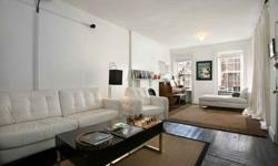 Classic late 1870's 20' wide townhouse. 4 stories w/basement and stoop on tree-lined, parking-restricted street. 100' lot, built 50' with an 8'x16' extension on all floors. Currently, 4 floor-thru apartments, the rental floors are nicely renovated.