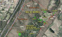 263.3+- acres, located six miles from lexington. Consists of seven tax parcels. Listing originally posted at http