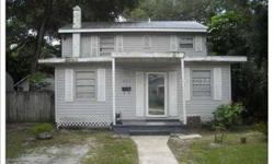 Realtors, please see Realtor Remarks below for showing and offer instructions. TO SHOW, CLICK MLS SHOWING BUTTON, AVAILABLE 24/7. Not a short sale! Great buy on a 5 Bedroom/3 Bath quaint home on a nice, quiet tree-lined street in a Central Tampa location.