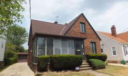 Newer windows, newer furnace and central air, enclosed front porch, newer roof, newer concrete drive, 2 car garage all set on 165ft deep lot.Listing originally posted at http
