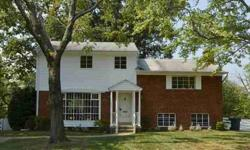Extremely spacious, sun drenched 5 level split nestled on a lovely 9,041 sq ft corner lot in Alexandria Citys close-in Beverley Estates neighborhood. Enjoy the gleaming refinished hardwoods, open and airy mid-century modern floor plan offering sweeping