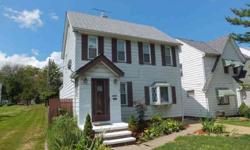 Newer furnace and central air, glass block windows, new carpet living room & dining room, updated 100amp electric box, finished 3rd floor could be 3rd bedroom plus extra room on 1st floor, patio, fenced yard, 2 car garage.Listing originally posted at http