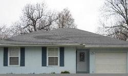 You're sure to be excited by this charming ranch home that offers a ceramic tiled foyer and tiled bathrooms. Laminate flooring is in the Great Room, Dining room and Kitchen. Tray ceilings and ceiling fans are sure to be enjoyed also. The appliances