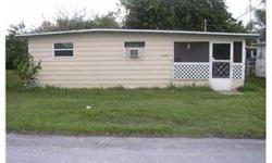 """Short Sale; Nice 2 Bed 1 Bath home that backs to """"T"""" canal. Great view down the canal. Bedrooms: 2 Full Bathrooms: 1 Half Bathrooms: 0 Lot Size: 0 acres Type: Single Family Home County: Pasco County Year Built: 1964 Status: Active Subdivision: Vista Del"""