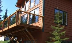 18751 Bean Creek RoadCooper Landing, Alaska 99572MLS# 14-8874$695,0002934 Feet of Luxury Living on 1.6 AcresWorld Class Alaskan Dream PropertyTasteful Remodel of Over $100,000.00 in 2011 means this place is clean and ready for YOU. Gorgeous Great-Room