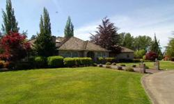 Centrally located bellingham estate! Custom house sitting on just under two acres, gorgeous landscaping w/ beautiful back patio, covered bbq area and a big back yard to die for! Kevin Huntley is showing 700 Woodbury Way in Bellingham which has 4 bedrooms