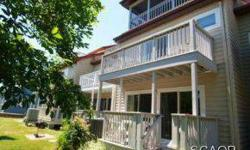 Lovely Oceanblock townhome in Sussex Shores with private beach access and the convenience of being close to town. The mesmerizing sounds of the ocean can be heard from the spacious loft & screened porch. With many recent improvements, this is an absolute