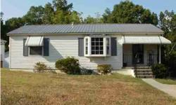 2Bedroom 2 bath, with updated kitchen & baths, hardwood, carpet, vinyl. Stove, washer, dryer & dishwasher remain (as is), bay window in dining room. Vinyl siding, nearly new roof and heat pump. Great buy.Listing originally posted at http