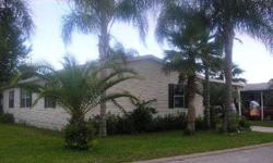 1998 palm harbor bought new as a model home . 1456 square feet . Listing originally posted at http