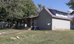 Nice older story and half, 3 bedroom, 2 bath. Third bedroom upstairs. Open kitchen/dining/living area. Corner lot. Completely remodeled and updated. A couple blocks from City Park. Contact Neva Smith with RE/MAX Connections 785 806-3784