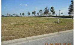 Nice corner lot located in water Ridge Community, Offers community pool, tennis, shuffleboard, boat ramp. Lake access to 2 lakes. Close to I-4, centrally located between Tampa and Orlando.
